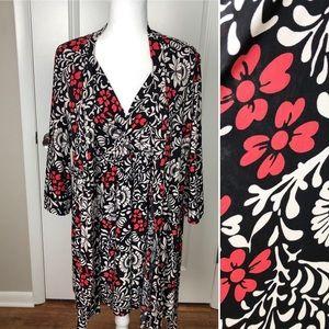 Linea Donatella | Soft Robe & Nightgown Set L